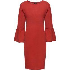 Sukienki: Sukienka bonprix rdzawoczerwony