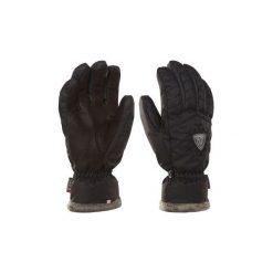 Rękawiczki Rossignol  1907 W Ouka Impr G RL2WG19-200. Brązowe rękawiczki damskie marki Roeckl. Za 239,00 zł.