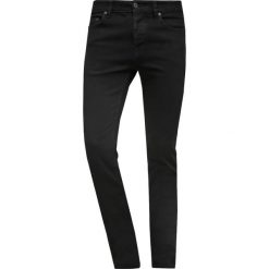Only & Sons ONSLOOM  Jeansy Slim Fit black. Brązowe jeansy męskie marki Only & Sons, l, z poliesteru. Za 169,00 zł.