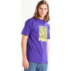 T-shirty męskie z nadrukiem: HUF Tshirt z nadrukiem purple