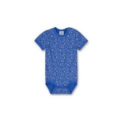 Body niemowlęce: SANETTA Boys Body dziecięce blue
