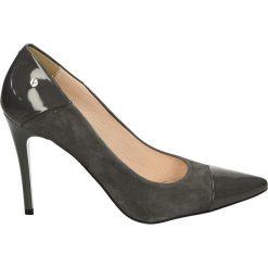 Buty ślubne damskie: Czółenka - 5325 892450 G