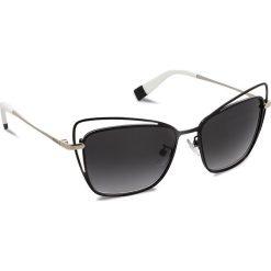 Okulary przeciwsłoneczne FURLA - Fenice 919692 D 144F MI0 Petalo/Onyx. Czarne okulary przeciwsłoneczne damskie aviatory Furla. W wyprzedaży za 619,00 zł.