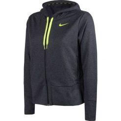 Bluzy damskie: Nike Bluza treningowa Damska Dry Full Zip Hoodie W Czarna r. L – (857563-032)
