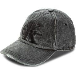 Czapka męska CALVIN KLEIN JEANS - J Re-Issue Denim Bas K40K400073 435. Szare czapki damskie marki Calvin Klein Jeans, z bawełny. Za 179,00 zł.