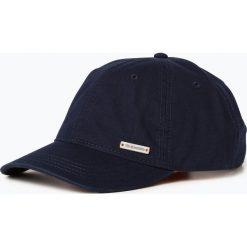 Nils Sundström - Męska czapka z daszkiem, niebieski. Niebieskie czapki z daszkiem męskie Nils Sundström. Za 69,95 zł.