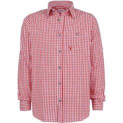 Almwerk Ottmar Koszula czerwony/biały. Czerwone koszule męskie na spinki marki Cropp, l. Za 79,90 zł.
