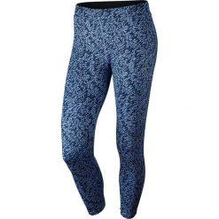 Nike Legginsy Pronto Essential Crop niebieski r. M (777168 486). Niebieskie legginsy sportowe damskie marki Nike, m. Za 109,00 zł.