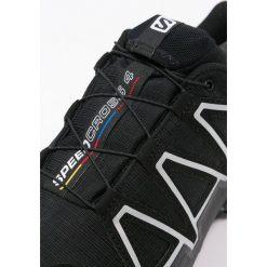 Salomon SPEEDCROSS 4 GTX Obuwie do biegania Szlak black /metallic oxide. Czarne buty do biegania męskie Salomon, z gumy, salomon speedcross. Za 659,00 zł.
