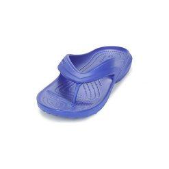 Japonki Crocs  CLASSIC FLIP. Niebieskie japonki damskie marki Crocs. Za 71,20 zł.