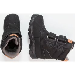 Kavat FRÅNÖ WP Śniegowce black. Czarne buty zimowe damskie Kavat, z materiału. W wyprzedaży za 239,40 zł.