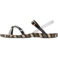 Chodaki damskie: Ipanema FASHION Japonki kąpielowe black/smoke
