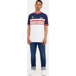 Koszulki do piłki nożnej męskie: Koszulka piłkarska z panelami