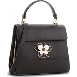 Torebka FURLA - Mughetto 961619 B BOH7 VFO Onyx. Czarne torebki klasyczne damskie marki Furla, ze skóry. W wyprzedaży za 1659,00 zł.