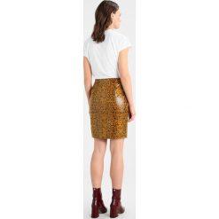 Spódniczki ołówkowe: YAS YASCOVER SKIRT Spódnica ołówkowa  harvest gold