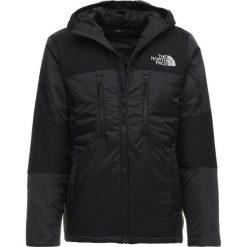The North Face HIMALAYAN  Kurtka zimowa black. Szare kurtki męskie zimowe marki The North Face, l, z materiału, z kapturem. Za 749,00 zł.