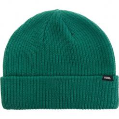 Czapka VANS - Core Basics Bea VN000K9YEGR Evergreen. Zielone czapki damskie Vans, z materiału. Za 79,00 zł.