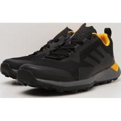 Adidas Performance TERREX CMTK Obuwie hikingowe black/grey heather/black. Czarne buty sportowe męskie adidas Performance, z materiału, outdoorowe. Za 399,00 zł.