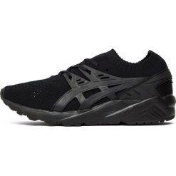 Buty sportowe męskie: Asics Buty męskie Gel-Kayano Trainer Knit czarne r. 48 (H705N-9090)