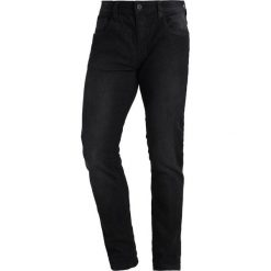 INDICODE JEANS PITTSBURG Jeansy Slim Fit black. Czarne rurki męskie INDICODE JEANS. Za 129,00 zł.