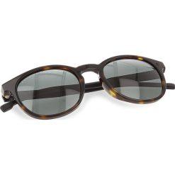 Okulary przeciwsłoneczne męskie: Okulary przeciwsłoneczne BOSS – 0922/S Dark Havana 086