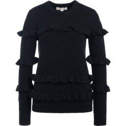 MICHAEL Michael Kors Sweter black. Czarne swetry klasyczne damskie marki MICHAEL Michael Kors, m, z kaszmiru. W wyprzedaży za 521,95 zł.
