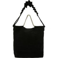 Mint&berry Torba na zakupy black. Czarne shopper bag damskie marki mint&berry. W wyprzedaży za 179,40 zł.