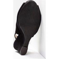 Carvela Comfort ALEXA Szpilki bez palców black. Czarne szpilki Carvela Comfort, z materiału. Za 569,00 zł.