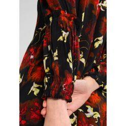 Mos Mosh HAVANA FLORE BLOUSE Bluzka black. Czarne bluzki damskie Mos Mosh, m, z materiału. Za 519,00 zł.