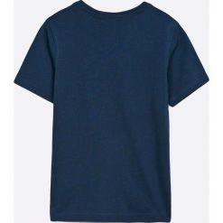 Reebok - T-shirt dziecięcy 104-172 cm. Szare t-shirty chłopięce z nadrukiem marki Reebok, l, z dzianiny, z okrągłym kołnierzem. Za 69,90 zł.