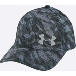 Under Armour - Czapka. Szare czapki z daszkiem męskie marki Under Armour, z materiału. W wyprzedaży za 89,90 zł.