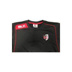 Bluza Stade Toulousain. Czarne bluzy męskie marki BLK, m. W wyprzedaży za 119,99 zł.