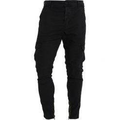 Spodnie męskie: Le Temps Des Cerises JACK Bojówki black