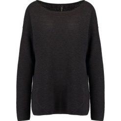 Swetry klasyczne damskie: Soyaconcept NIAKA  Sweter dark plum melange