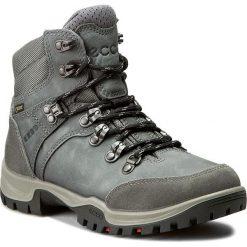 Buty trekkingowe damskie: Trekkingi ECCO - Xpedition III GORE-TEX 81118302244 Titanium