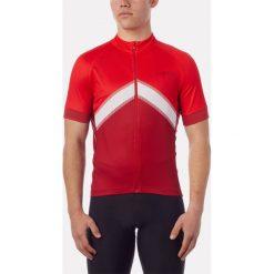 GIRO Koszulka rowerowa Chrono Sport Sublimated Jersey czerwona r. M (GR-8053457). Odzież rowerowa męska Giro, m. Za 136,57 zł.