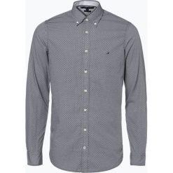 Tommy Hilfiger - Koszula męska, niebieski. Białe koszule męskie na spinki marki DRYKORN, m. Za 279,95 zł.