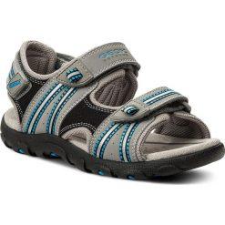 Sandały chłopięce: Sandały GEOX - J S.Strada A J4224A 0CE14 C0415 M Grey/Blue