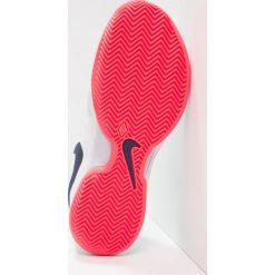 Buty sportowe damskie: Nike Performance ZOOM VAPOR 9.5 TOUR CLAY Obuwie do tenisa Outdoor white/binary blue/pure platinum/solar red/metallic silver