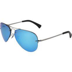 Okulary przeciwsłoneczne damskie: RayBan Okulary przeciwsłoneczne gunmetal