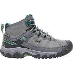 Buty trekkingowe damskie: Keen Buty damskie Targhee EXP MID WP Steel Grey / Basil r. 36 (1017741)