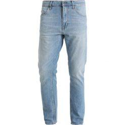 Tiger of Sweden Jeans PISTOLERO Jeansy Straight Leg light blue. Niebieskie jeansy męskie marki Tiger of Sweden Jeans, z bawełny. W wyprzedaży za 471,20 zł.