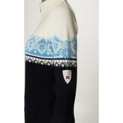 Swetry klasyczne damskie: Dale of Norway ST. MORITZ Sweter marine/cobalt/offwhite/sochiblue