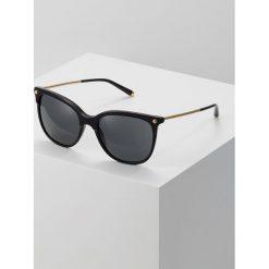 Dolce&Gabbana Okulary przeciwsłoneczne black. Czarne okulary przeciwsłoneczne damskie lenonki Dolce&Gabbana. Za 1069,00 zł.