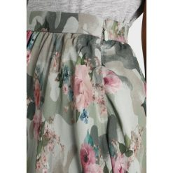 Miss Sixty MARYANN SKIRT Spódnica trapezowa light green. Zielone spódniczki plisowane damskie Miss Sixty, s, z materiału. Za 709,00 zł.