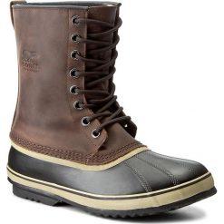 Buty: Śniegowce SOREL - 1964 Premium T NM2725 Tobacco 256