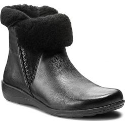 Buty zimowe damskie: Botki CAPRICE - 9-25456-29 Black Comb 019