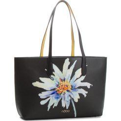 Torebka NOBO - NBAG-E3490-CM20 Czarny. Czarne torebki klasyczne damskie marki Nobo, ze skóry ekologicznej, duże. W wyprzedaży za 139,00 zł.