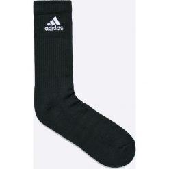 Adidas Performance - Skarpety (6-Pack). Czarne skarpetki męskie adidas Performance, z bawełny. Za 79,90 zł.