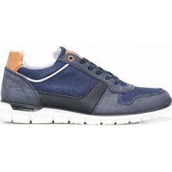 Bullboxer - Buty. Szare buty skate męskie Bullboxer, z gumy, na sznurówki. W wyprzedaży za 199,90 zł.